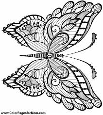 Butterfly Coloring Page 38 Butterflies To Color Butterfly
