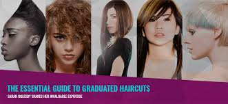 graduated haircuts