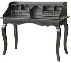 Black Antique Desk Antique Furniture