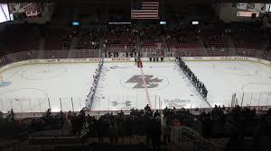 Silvio O Conte Forum Boston College Eagles Stadium Journey