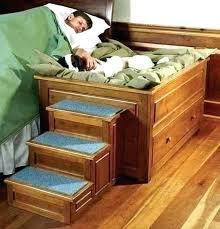 wood dog bed frame dog beds wood pet full image for wooden bed plans free pallet