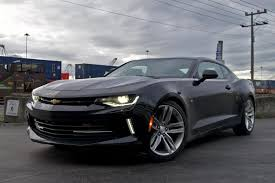 chevrolet camaro 2016 black. bloodied but unbowed after 900 miles the camaro rs easily put up with everything chevrolet 2016 black