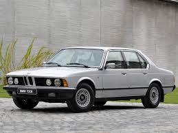 All BMW Models 1983 bmw 733i : BMW - 7er (E23) - 732i / 733i (197 Hp)