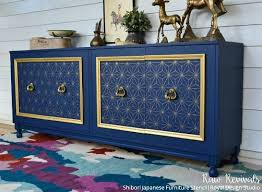 pattern furniture. Shibori Japanese Furniture Stencil Pattern I