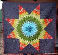 Texas Star Quilt Pattern