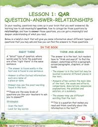 Reading Comprehension Critical Thinking Pinterest