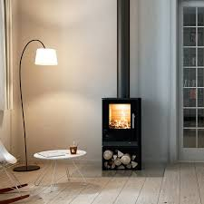 Rais Q-TEE Wood Burning Stove