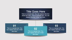 Powerpoint Hierarchy Templates Simple Hierarchical Diagram For Powerpoint Slidemodel