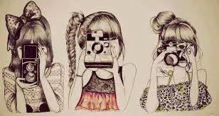resultado de imagen para imagenes para dibujar a lapiz de mejores amigas