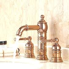 gold bathroom fixture gold bathroom faucets whole fixtures out style high end rose three hole sink gold bathroom fixture gold bathroom faucets