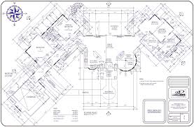 Eplans MediterraneanModern House Plan  Large Covered Patio Large House Plans