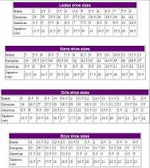 italian shoe size conversion shoe sizes international conversion tables and charts