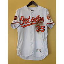 Dwight Smith Jr - Home Jersey: Game-Used | Baltimore Orioles Auctions