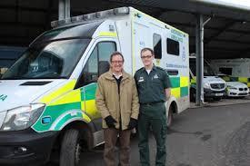 Johnston Ambulance Service Scottish Ambulance Service