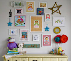 toddler room wall art ideas