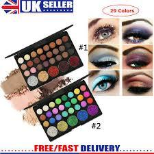 NEW <b>29 Colors</b> Sleek Makeup Tool Mineral Matte <b>Eyeshadow</b> ...