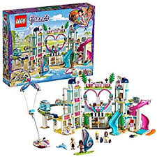 lego friends heartlake city resort 41347 top hotel building blocks kit for kids por and fun toy set for s 1017 piece
