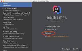 Little Maven Size Chart Importing A Maven Project In Intellij Idea Dzone Java