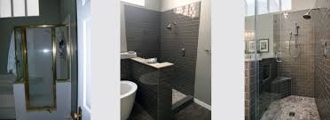 bathroom remodeling dallas tx. The Cramped, Gold-trimmed Shower Box Also Dated Space. After A Well Thought Out Design Which Included Frameless Glass And Two Strategically Bathroom Remodeling Dallas Tx U