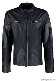 classically men s g star black leather leather jackets jacket mower gpl ip jkt faux change