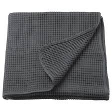<b>ВОРЕЛЬД</b> Покрывало, темно-серый, 150x250 см купить в ...