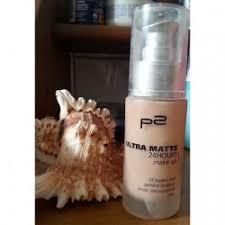 p2 cosmetics ultra matte 24 hours make up farbe 010 matte s 11 bilder aus testberichten