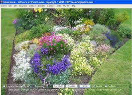 Small Picture Ideas Genie Garden Software for Plant Lovers