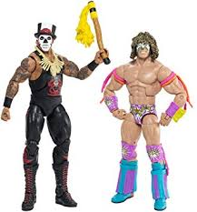 WWE Hall of Fame 2-Pack - Elite Limited Edition - Papa Shango ...