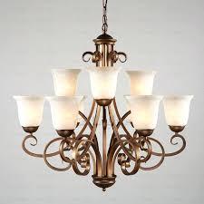 unusual 9 light chandelier home depot picture concept