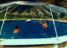 12 Round Above Ground Pool Sun Dome 10 Panels SD1012
