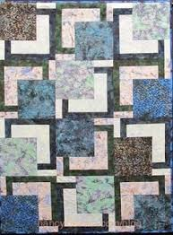 Excellent BQ example using a Debbie Bowles pattern from August ... & 18″ Quilt Blocks are the Stars of a Brand New TV Show Adamdwight.com