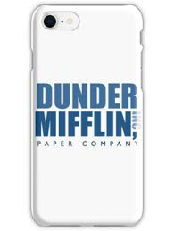 Dunder Mifflin The Office Logo' iPhone Case by caseyward | Products ...