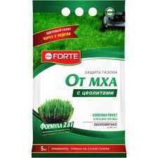 Купить Bona Forte <b>Удобрение газонное</b> с защитой ОТ <b>МХА</b> с ...
