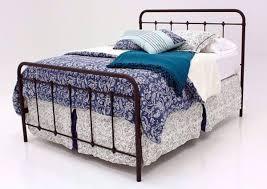 Jourdan Creek Iron Bed - Queen