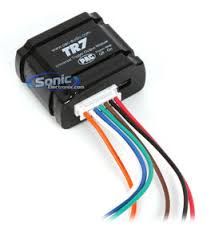 pac tr7 multi function trigger output module and alpine video product pac tr7 tr 7