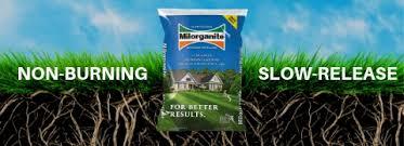 Lawn Schedule And Application Rates Milorganite Fertilizer
