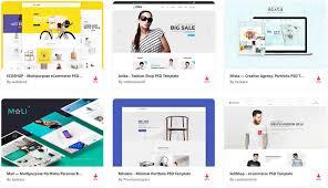 Psd Website Templates Free High Quality Designs 50 Free Responsive Web Design Psd Templates Design Bomb