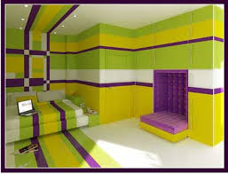 Lime Green And Purple Bedroom Lime Green And Blue