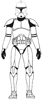 Small Picture Stunning Star Wars Clone Trooper Coloring Pages Ideas With itgodme