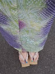 結城花音普段着物研究家 On Twitter 有松鳴海浴衣をごく普通に着て