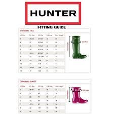 Hunter Shoe Size Chart Hunter Short Matte Black