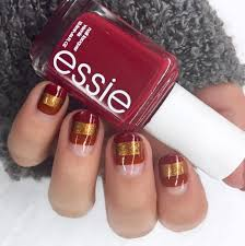 15 Red Nail Art Designs - Cute Nail Ideas for a Red Manicure