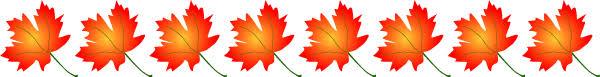 Image result for fall border clip art