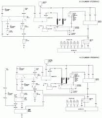 Toyota camry 2l mfi dohc 4cyl repair guides wiring engine control diagram federal emissions gmc