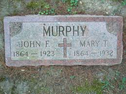 Mary Theresa Pierce Murphy (1864-1932) - Find A Grave Memorial