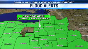 Flash Flood Watch issued for parts of ...
