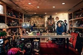 nike ceo mark parker is a well known and multifarious collector of objets and fine scroll down