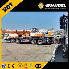 China Zoomlion 50 Ton Truck Crane Qy50v532 China Truck
