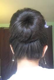 Sock Bun Hair Style sock bun hair tutorial for long fine hair youtube 6974 by wearticles.com