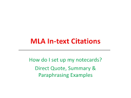 In Text Citation Mla Website Example Mla In Text Citation